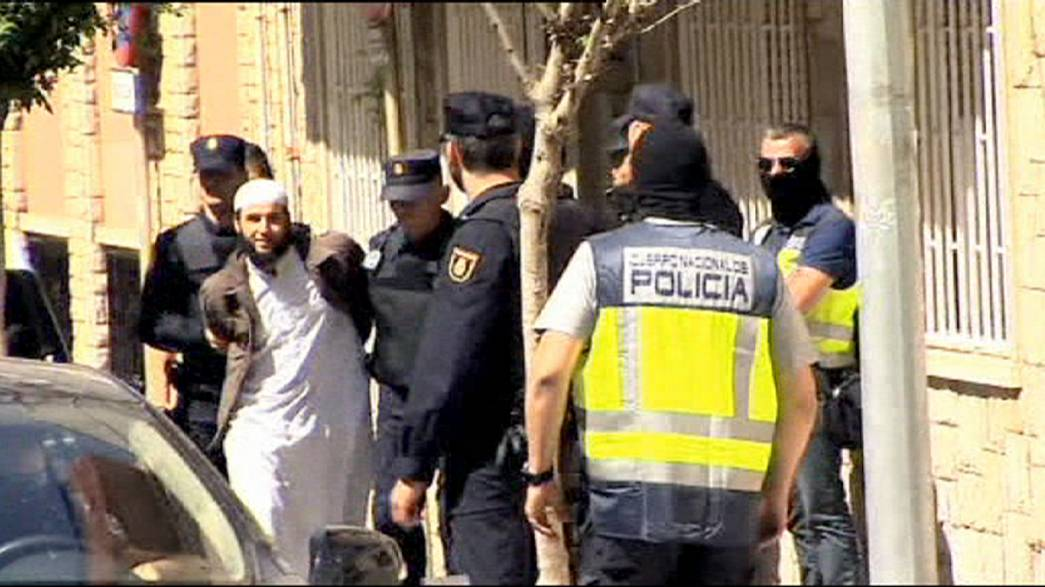 Espanha: Detidos dois alegados recrutadores do grupo Estado Islâmico