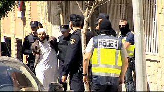 اعتقال شخصين في اسبانيا يشتبه بارتباطهما بتنظيم الدولة الاسلامية