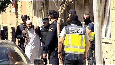 Detenidos en España dos presuntos reclutadores del Estado Islámico