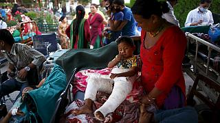 Nepal rescue operation focuses on mountains after latest earthquake