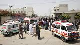 Gunmen in Pakistan kill 43 in bus attack