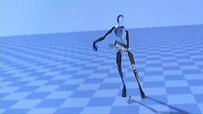 Forscher messen körperliche Belastungen von Tänzern