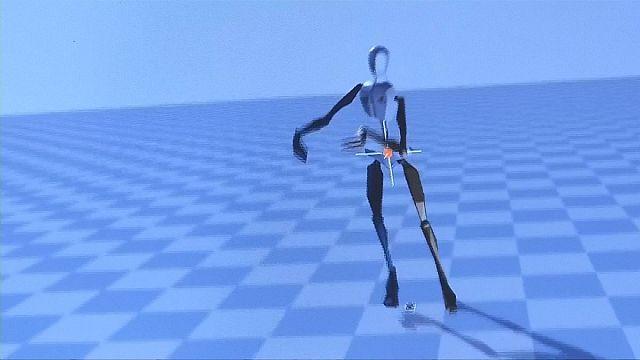Алгоритм искусства танца
