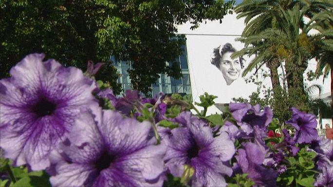Ingrid Bergman adorns the 2015 Cannes Film Festival