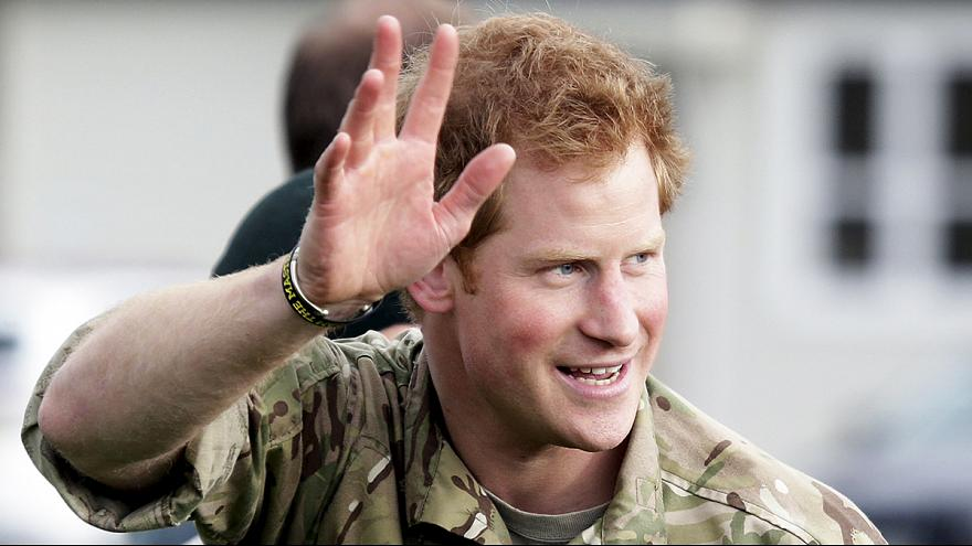 "UK: ginger man accused of plotting to kill Prince Charles ""for the sake of the Aryan people"""