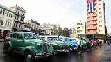 Car enthusiasts ponder future for Cuba's vintage classics