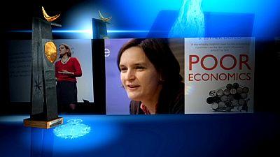Französische Ökonomin Esther Duflo für Armutsforschung geehrt