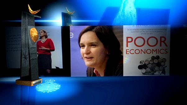 Vince il premio Principessa delle Asturie Esther Duflo, un'economista contro la povertà