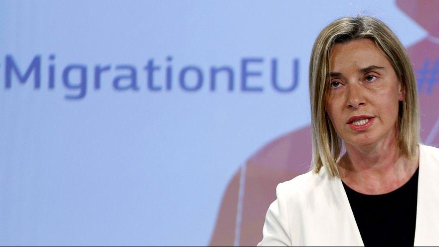 Брюссель озвучил стратегию по вопросу с мигрантами