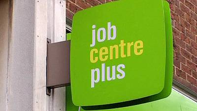 UK unemployment falls to seven year low