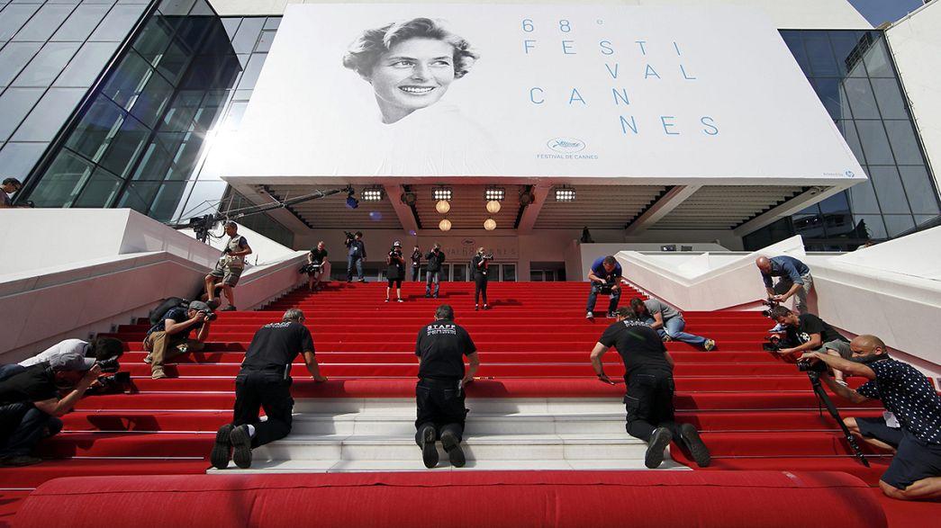 Cannes se viste de cine