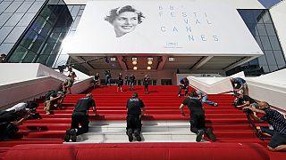 جشنواره فیلم کن در آستانه افتتاح
