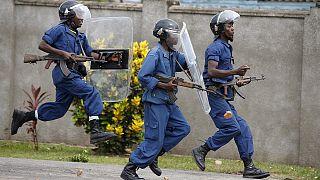 Golpe de Estado en Burundi: cierran el aeropuerto para impedir el regreso del presidente