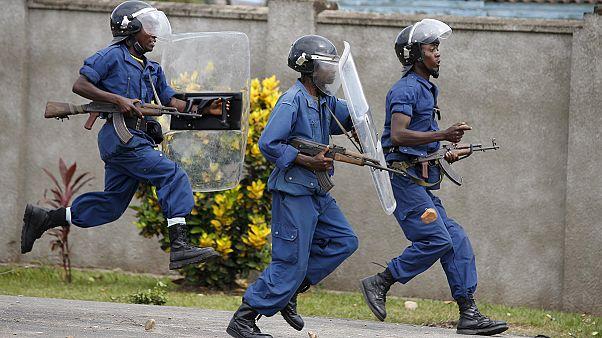 Μπουρούντι: Ρευστή η κατάσταση μετά την απόπειρα πραξικοπήματος