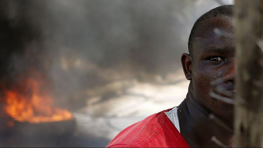 Burundi journalist describes 'atmosphere of joy'