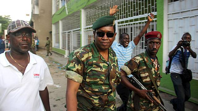 Celebrations in Burundi as army general attempts coup against president