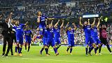 Champions League: Juventus hold on despite Real pressure
