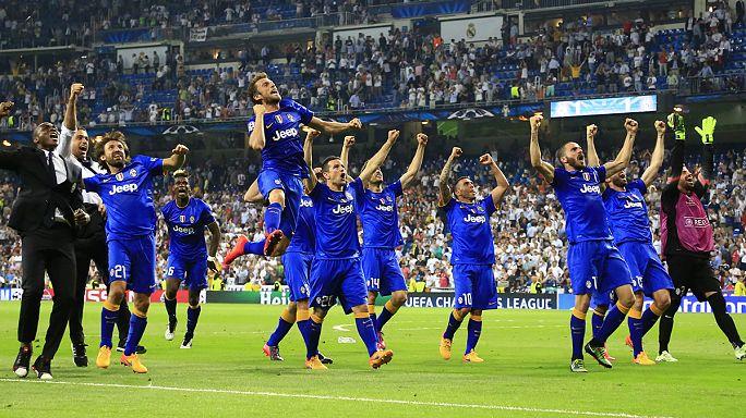Ligue des champions : la Juventus en finale !