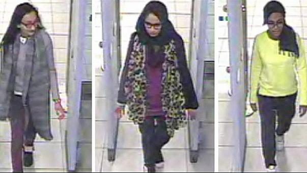 دختران بریتانیایی از دست داعش گریخته اند