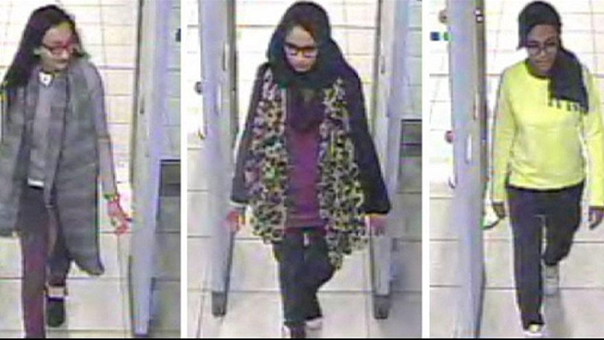 Elszöktek az Iszlám Államtól a brit tinilányok, de otthon sem fogadják őket tárt karokkal