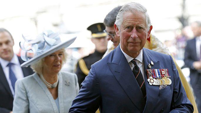 """Les lettres """"politiques"""" du prince Charles : une """"tempête dans une tasse de thé"""""""