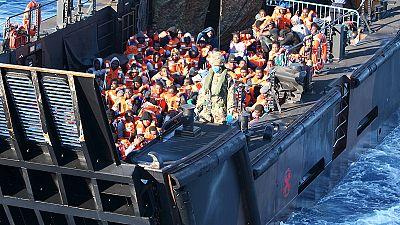 EU-Flüchtlingspläne im Kreuzfeuer der Kritik