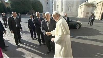 Vatican agrees treaty recognising Palestinian State