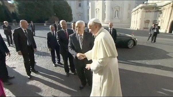 Hivatalosan is elismerte a Palesztin Államot a Vatikán