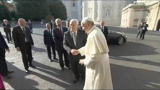 """Le Vatican signe son premier accord avec """"l'État de Palestine"""""""