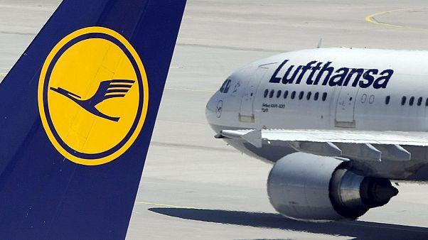 Pilotos da Lufthansa interrompem greves para processo de mediação