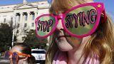 США: конгрессмены высказались против слежки за американцами