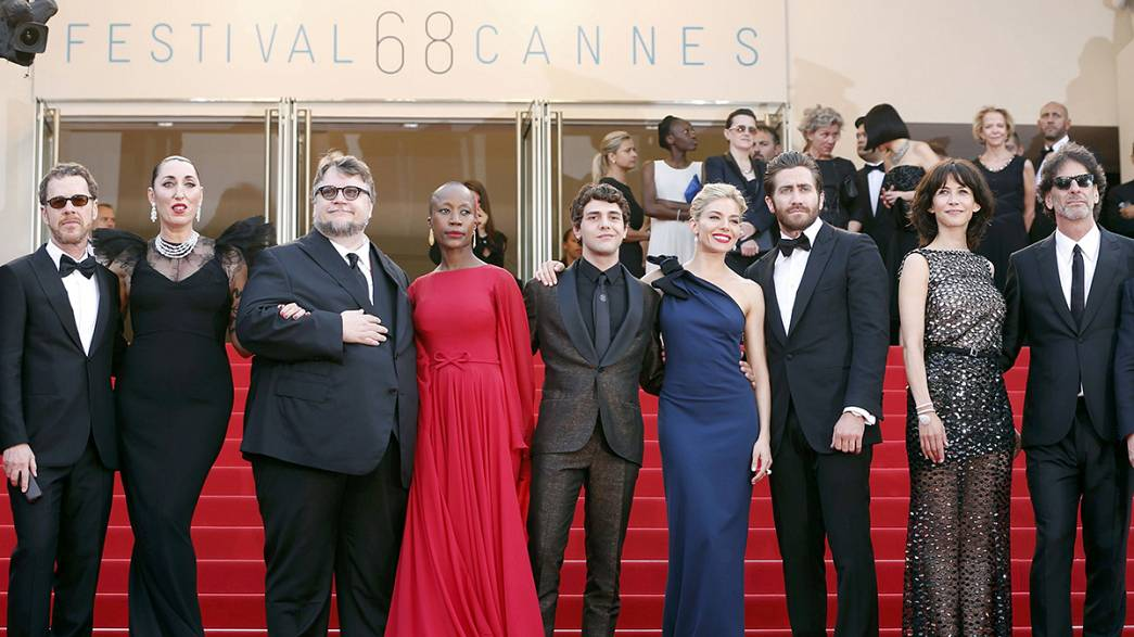 Cannes Film Festival 2015: Day 1