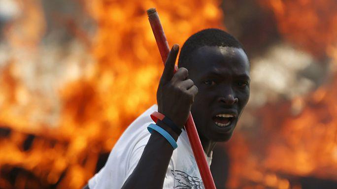 Burundi : violents combats à Bujumbura