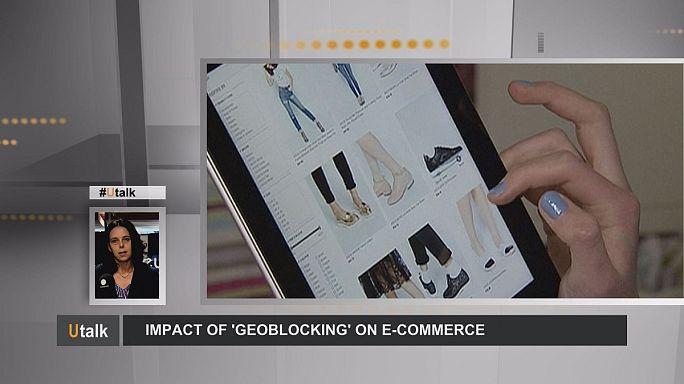 """تأثير ال  """"geoblocking"""" على التجارة الإلكترونية؟"""