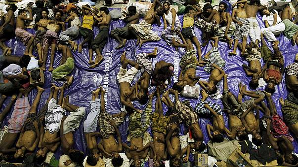 Asie : les Rohingyas abandonnés à leur sort dans un océan d'indifférence
