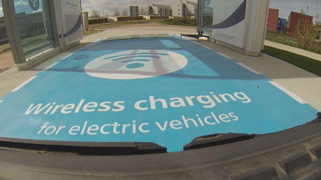 Telefonlardan sonra otomobil, kamyon ve otobüslere de kablosuz şarj