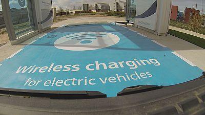Auto elettrica, la ricarica del futuro è wireless