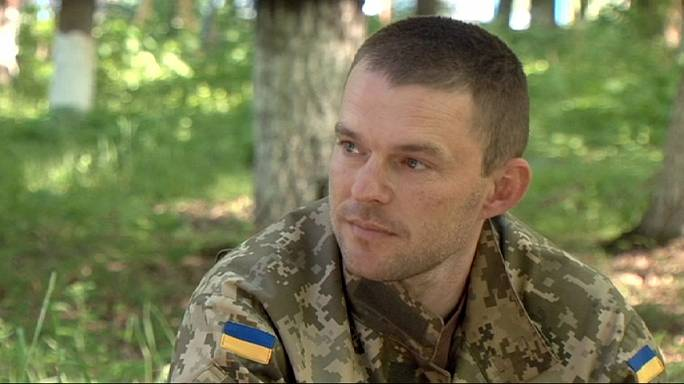 Persistent fighting in eastern Ukraine draws multi-ethnic recruits