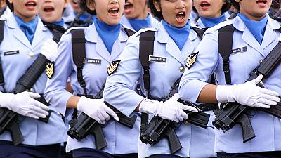 Indonesia urged to stop two-finger virginity tests for military