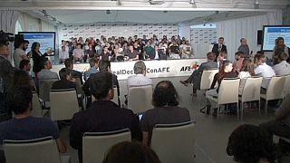 Spanyol focista sztrájk: betiltva!