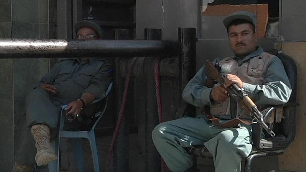 Taliban targets foreigners in Kabul guest house attack