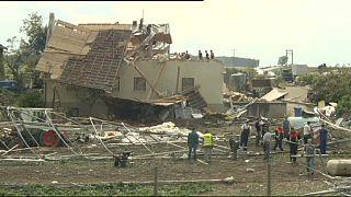 Unwetter und Blitz in Süddeutschland: Zwei Schwerverletzte