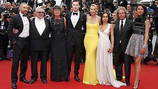 Posztapokaliptikus ausztrál vérontás és finom japán derű - ez volt ma Cannes-ban