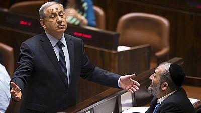 حكومة نتانياهو تنال ثقة الكنيست الإسرائيلي بأغلبية ضئيلة