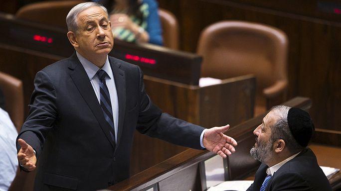 İsrail'de yeni hükümet göreve başladı