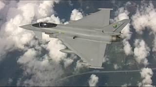 Russische Kampfbomber nahe dem britischen Luftraum abgefangen