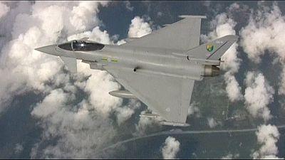 La Fuerza Aérea Británica vuelve a interceptar dos bombarderos rusos