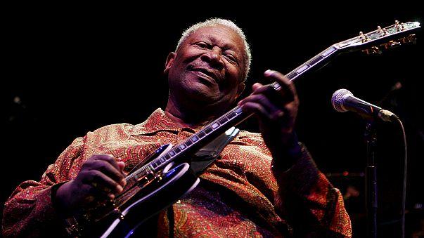 B.B King, le ''roi du blues'' s'est éteint