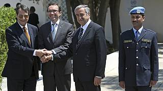 Cyprus peace talks resume with confidence-building measures