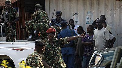 Gescheiterter Umsturzversuch in Burundi: Putschistenführer Niyombare verhaftet